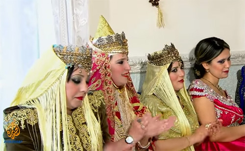 Cautand femeie pentru nunta in Algeria