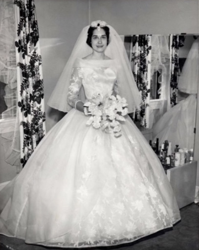 Wedding Dresses From The 1950s Bridal Gown Designs