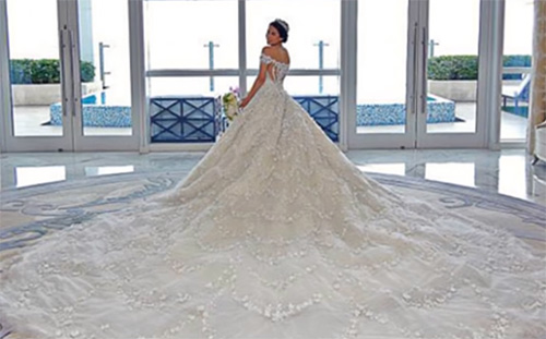 Filipino Celebrities And Their High Priced Wedding Dresses Whose
