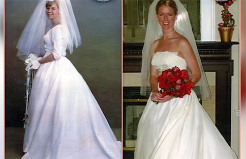 How To Transform Your Mom S Old Wedding Dress Into All The Vogue For Your Own Ceremony,Wedding Dresses For Girls 2020 Kids
